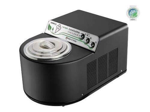 Nemox Gelatissimo Exclusive I-green Glassmaskin - Svart