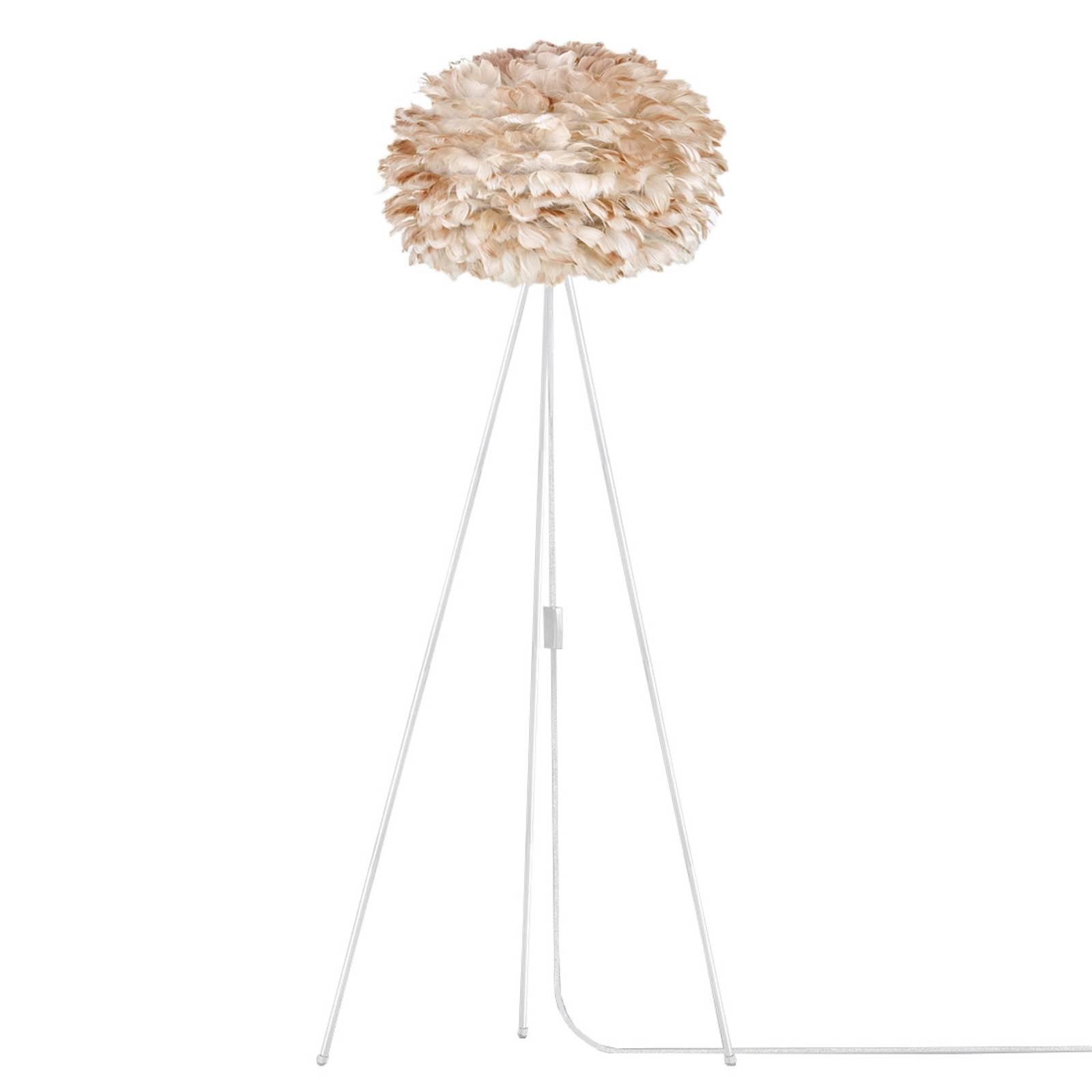 UMAGE Eos medium -lattiavalo tripod vaaleanruskea