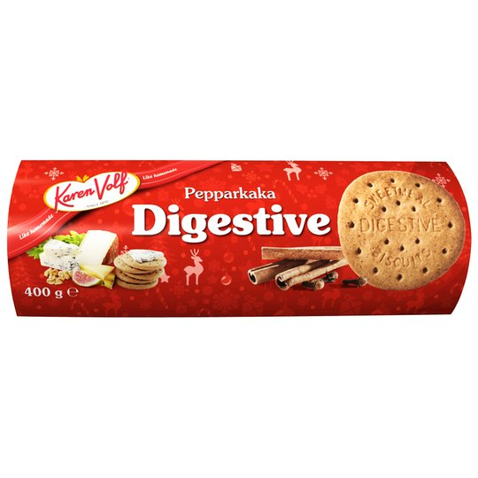Digestive Pepparkaka 400g - 41% rabatt