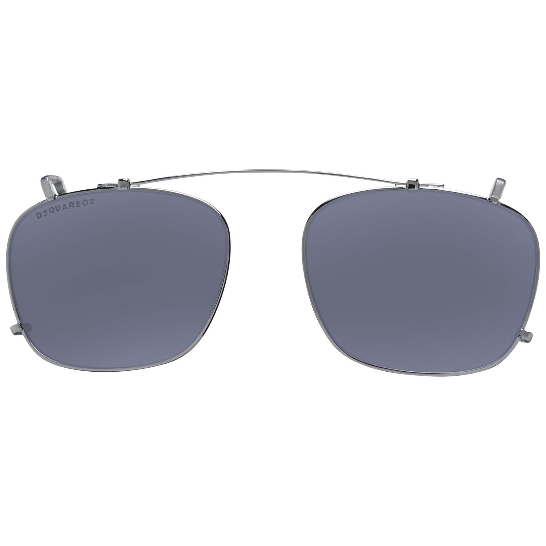 Silver Unisex Sunglasses