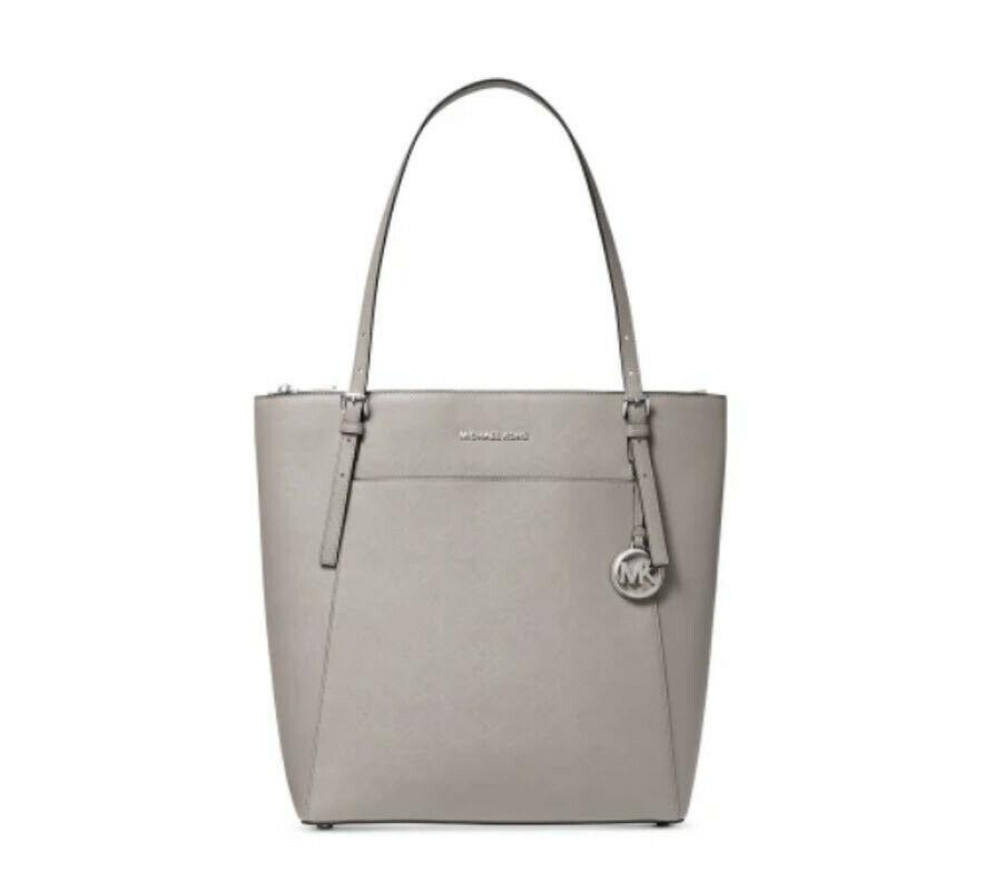 Michael Kors Women's Voyager Tote Bag Grey MK27472