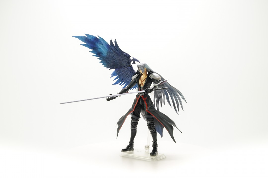 Final Fantasy Bring Arts Sephiroth Another Form Variant Square Enix Limited Version