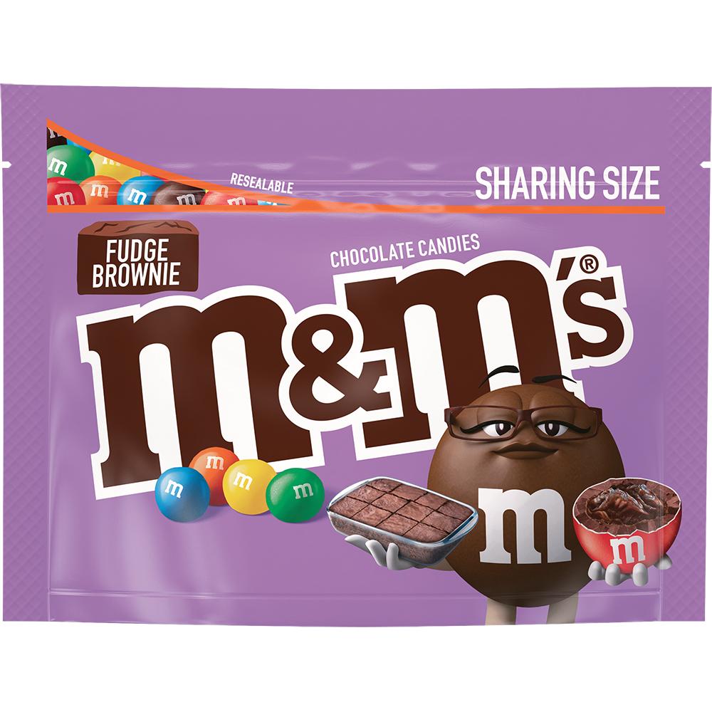 M&Ms Fudge Brownie 269g