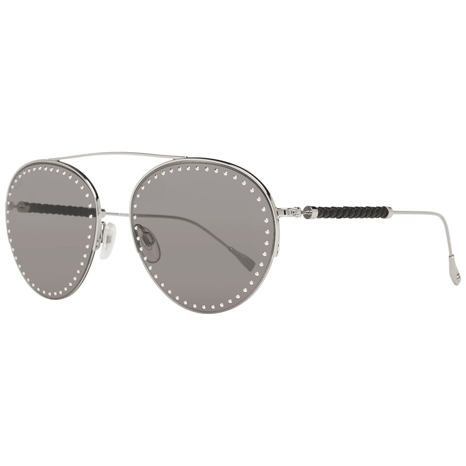 Tod's Women's Sunglasses Silver TO0234 6016A