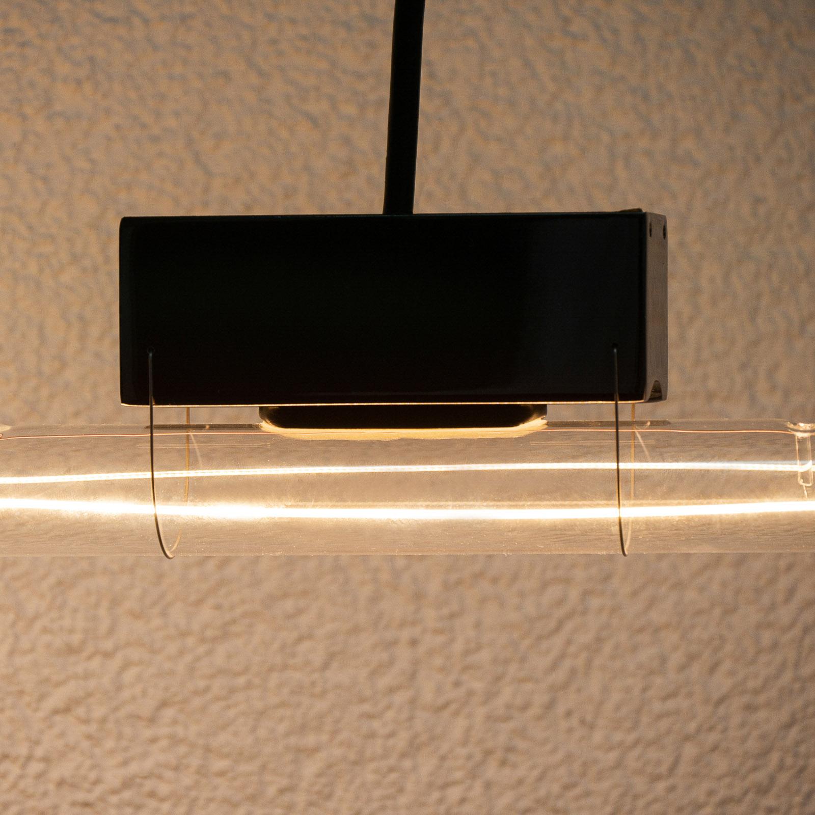 SEGULA Reno riippuvalo mustana S14d-lamppu