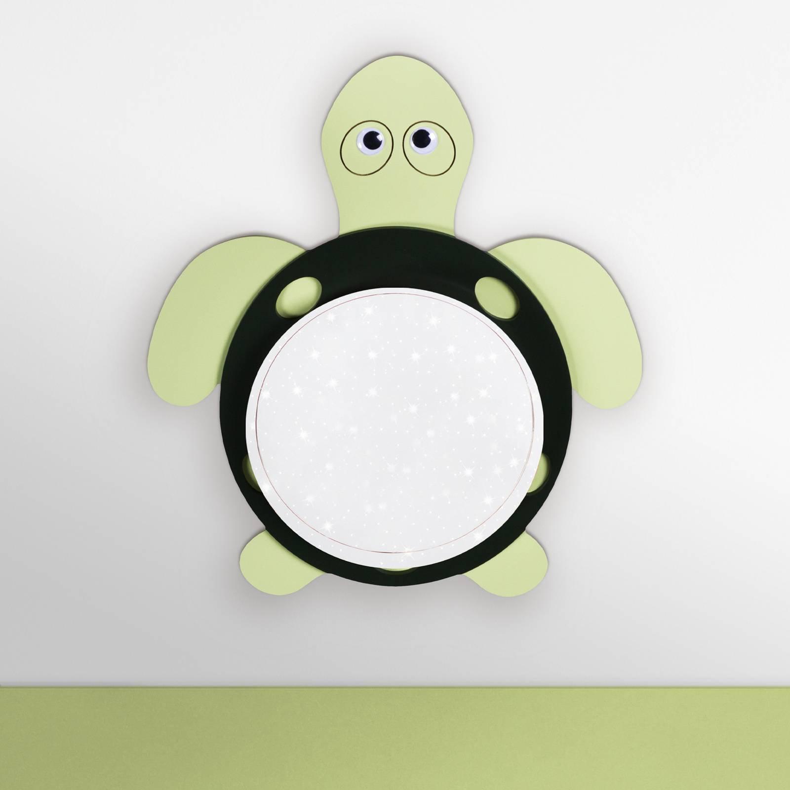 LED-taklampe Turty Starlight