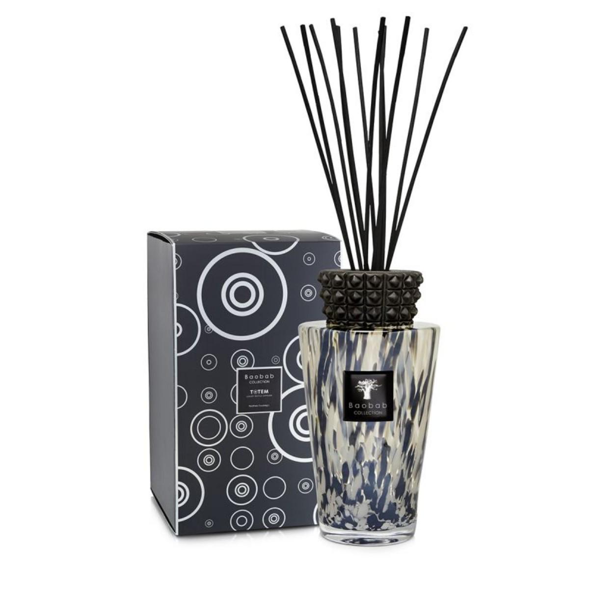 Baobab I Totem Luxury Bottle Diffuser Black Pearls 5 Litre