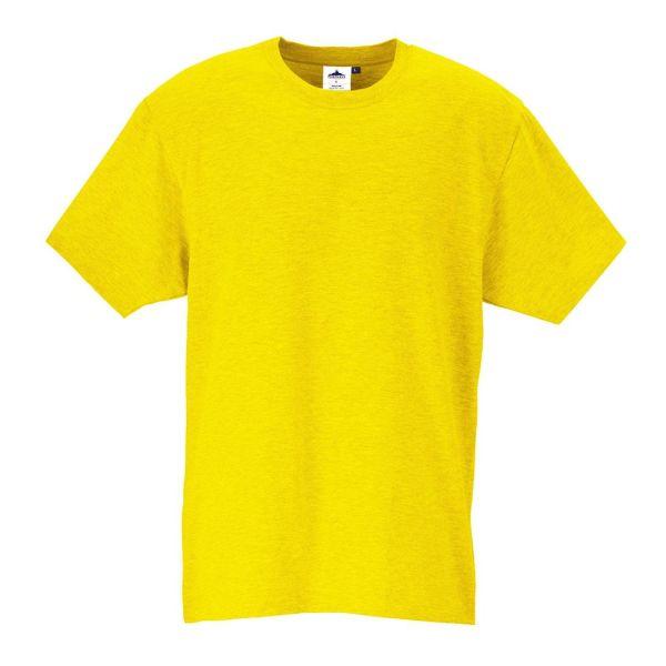 Portwest Turin Premium T-Shirt gul S