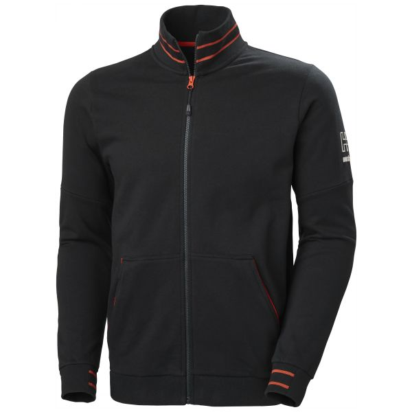 Helly Hansen Workwear Kensington Sweatshirt svart XS