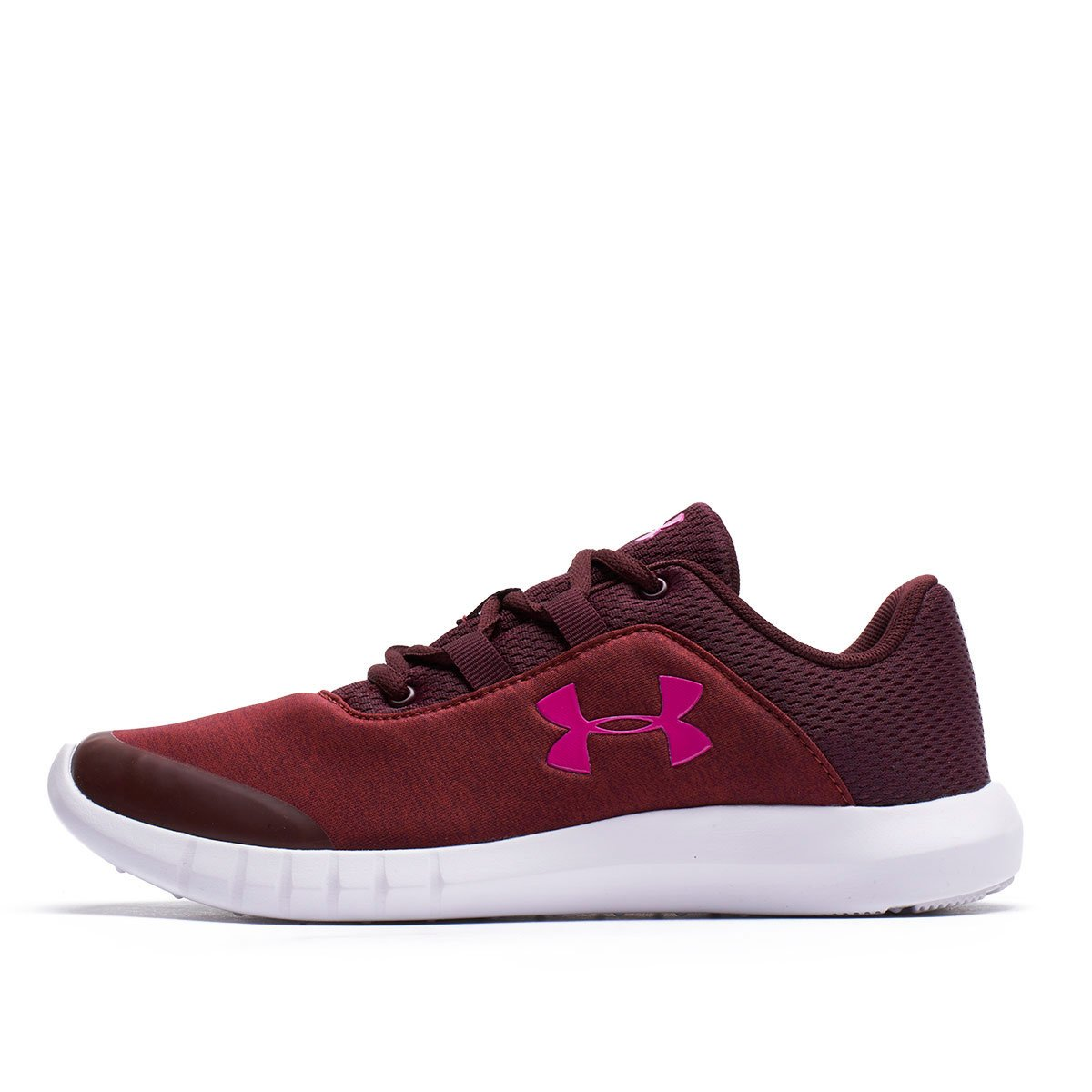Under Armour Women's UA Mojo Trainers Red 192006705888 - 3 UK Red