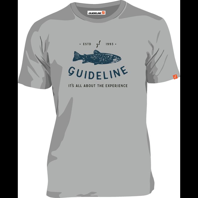 Guideline The Trout ECO XXL Grey Melange