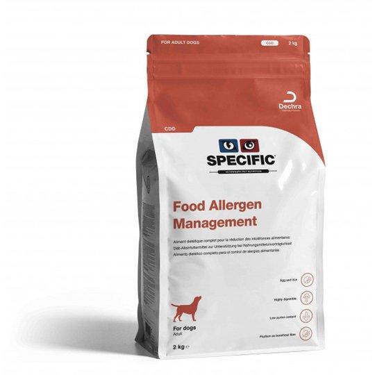Specific Food Allergy Management CDD (2 kg)