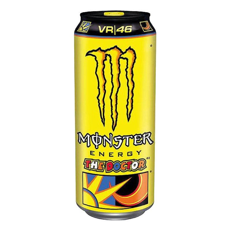 Monster The Doctor Energidryck - 24-pack
