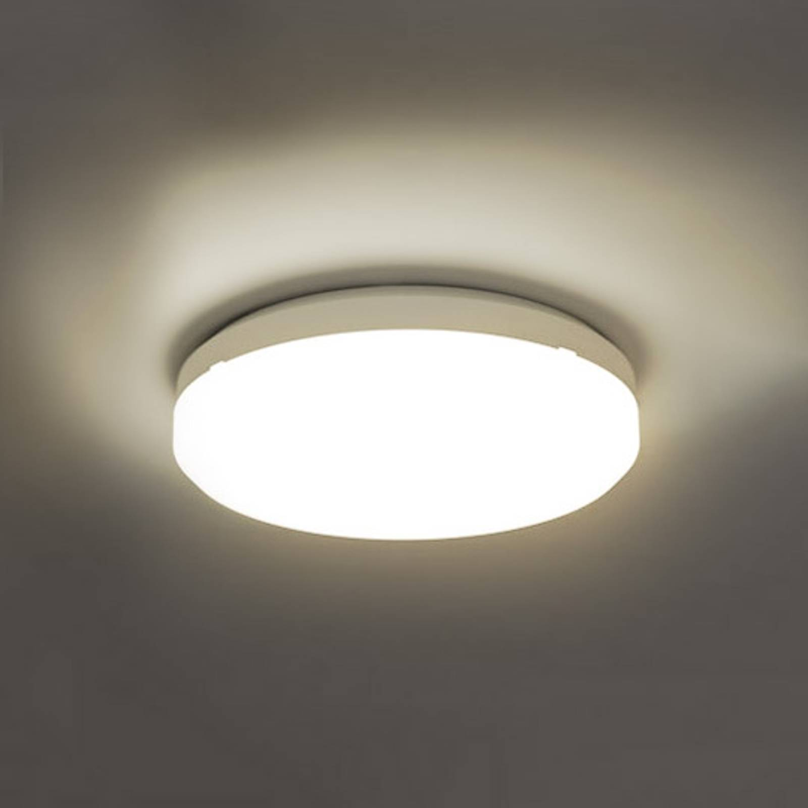 LED-kattovalaisin Sun 15 26W 3000K lämminvalkoinen