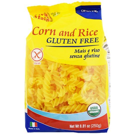 "Luomu Pasta ""Corn & Rice"" 250g - 40% alennus"