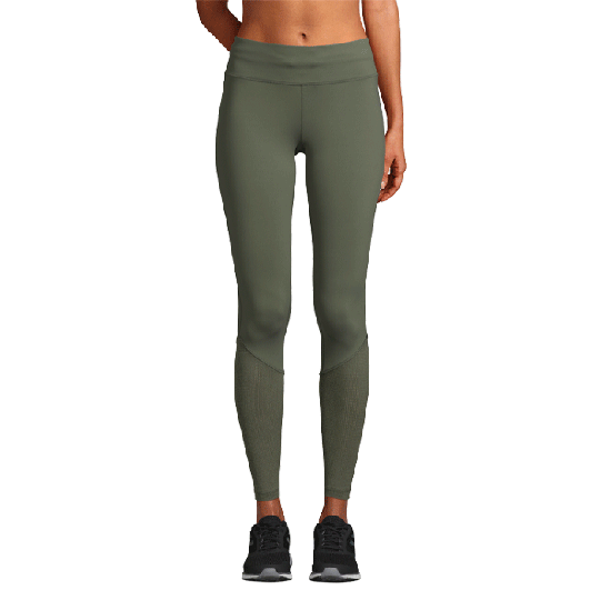 Iconic 7/8 Tights, Northern Green