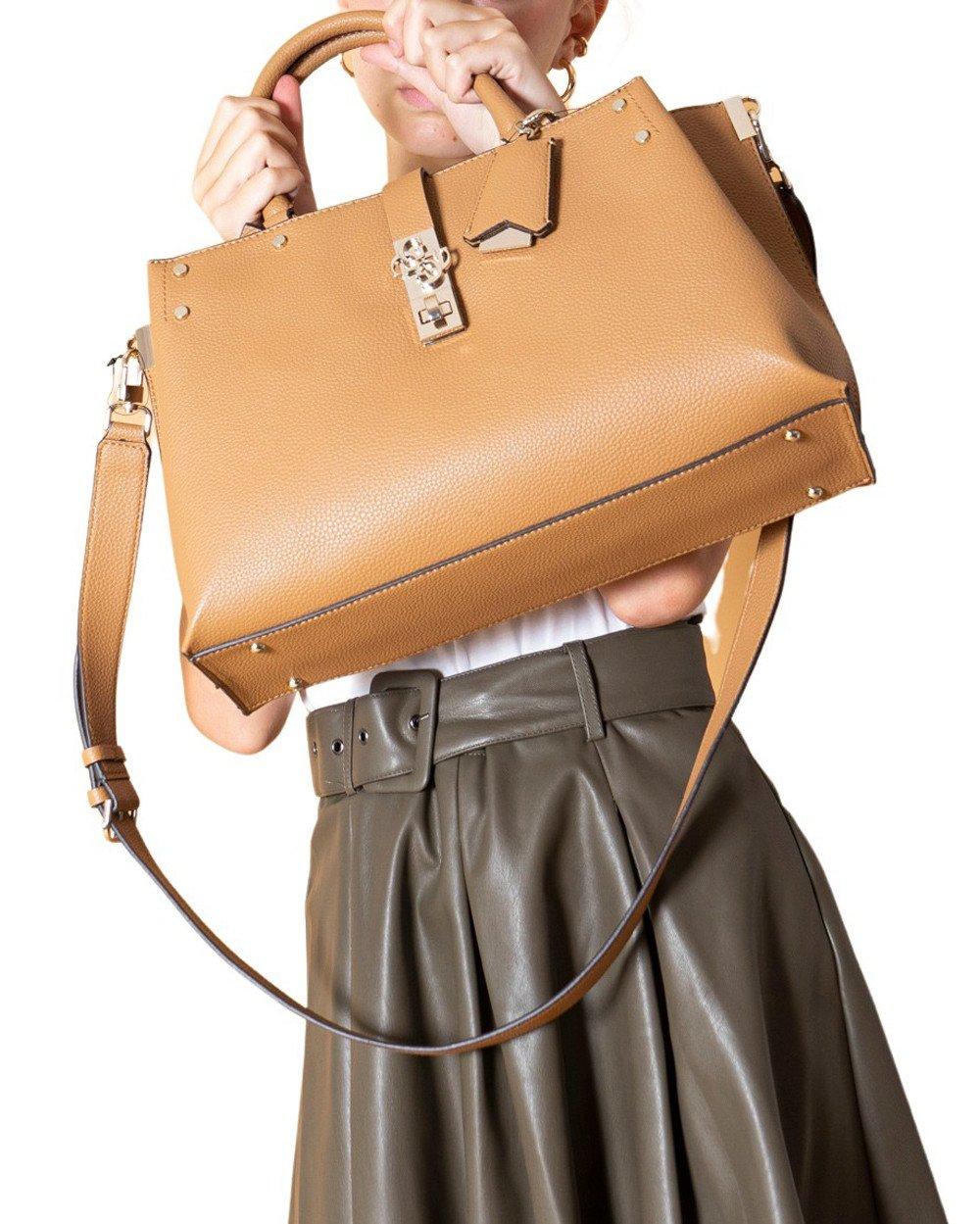 Guess Women's Handbag Various Colours 305758 - beige UNICA