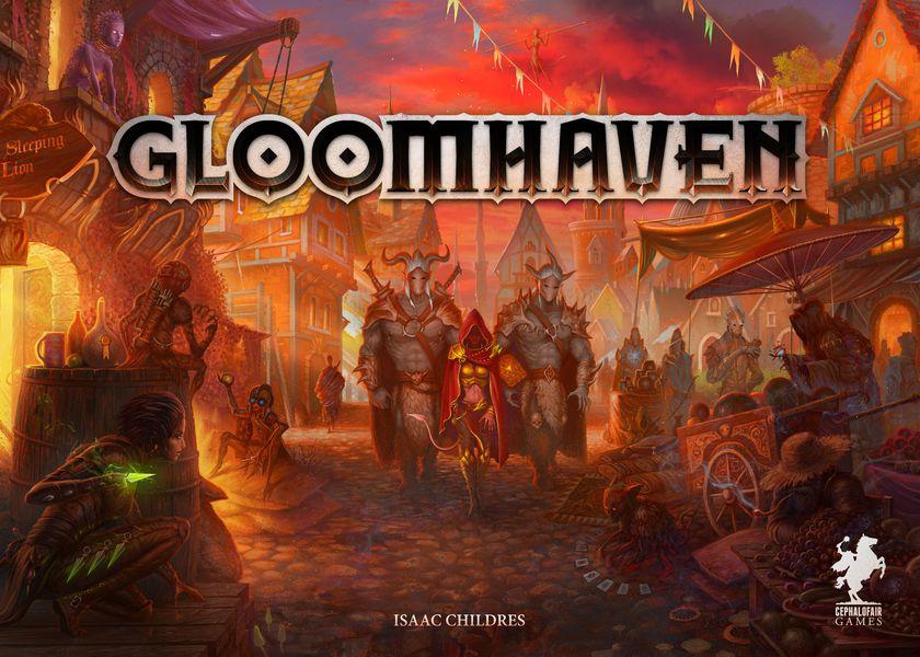 Gloomhaven (CPH0204)