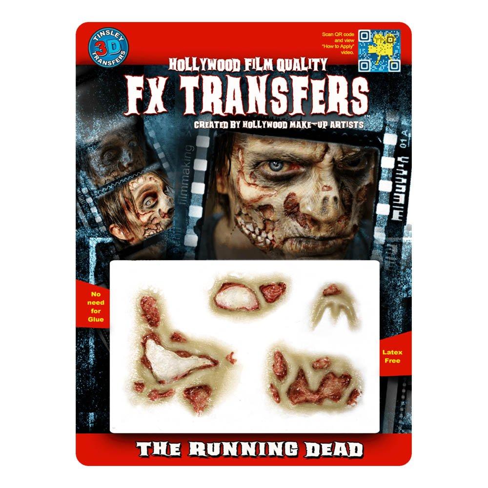 FX Transfers The Running Dead 3D