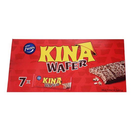 Kina Wafer 7-pack - 27% rabatt