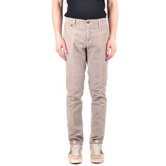 Incotex Men's Trouser Grey 162141 - grey 40