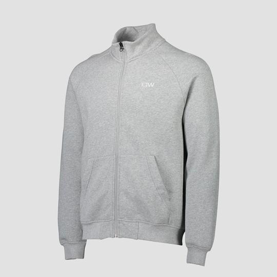 Essential Zipper, Light Grey