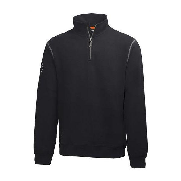 Helly Hansen Workwear 79027-990 Collegepaita musta S