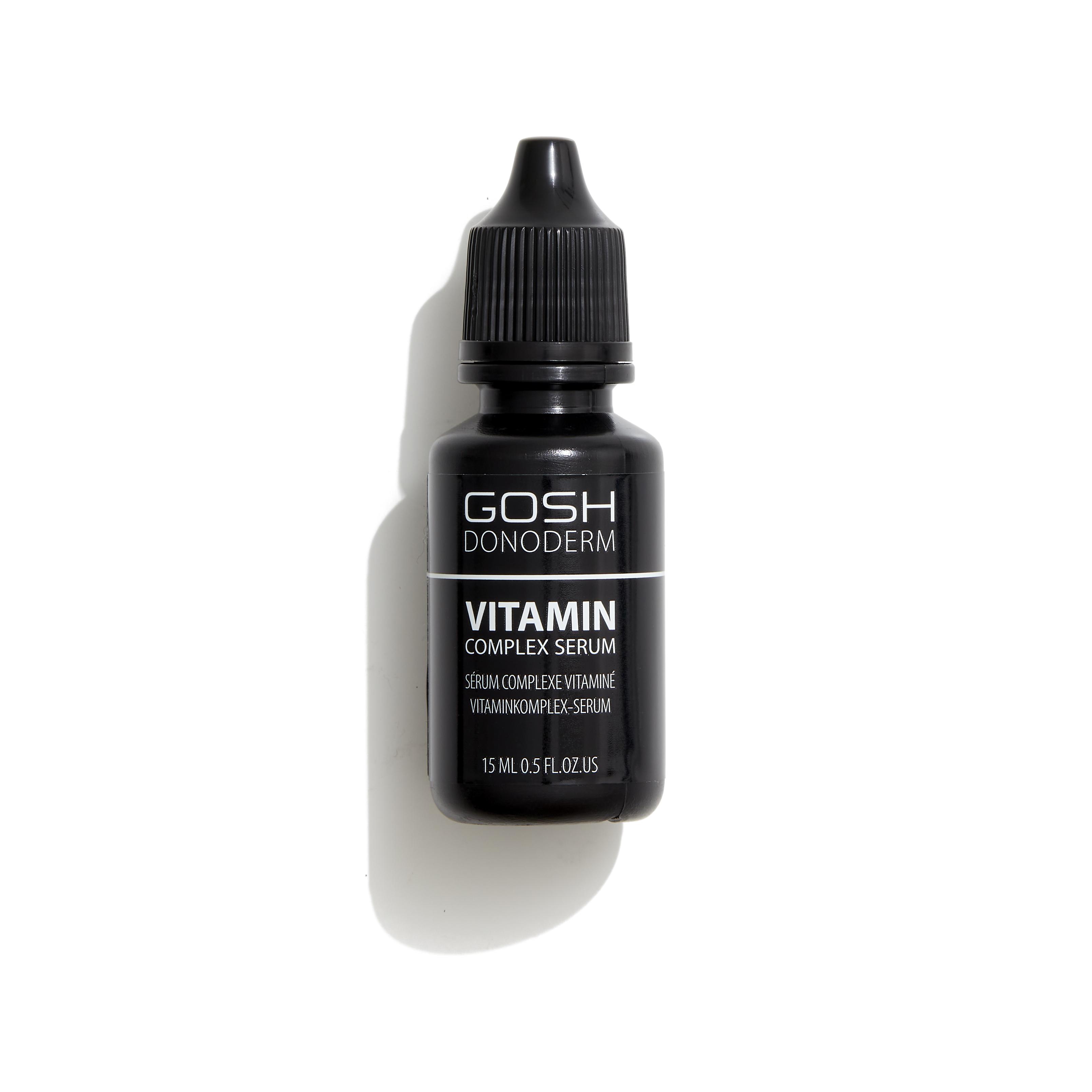 GOSH - Donoderm Vitamin Complex Serum 15 ml