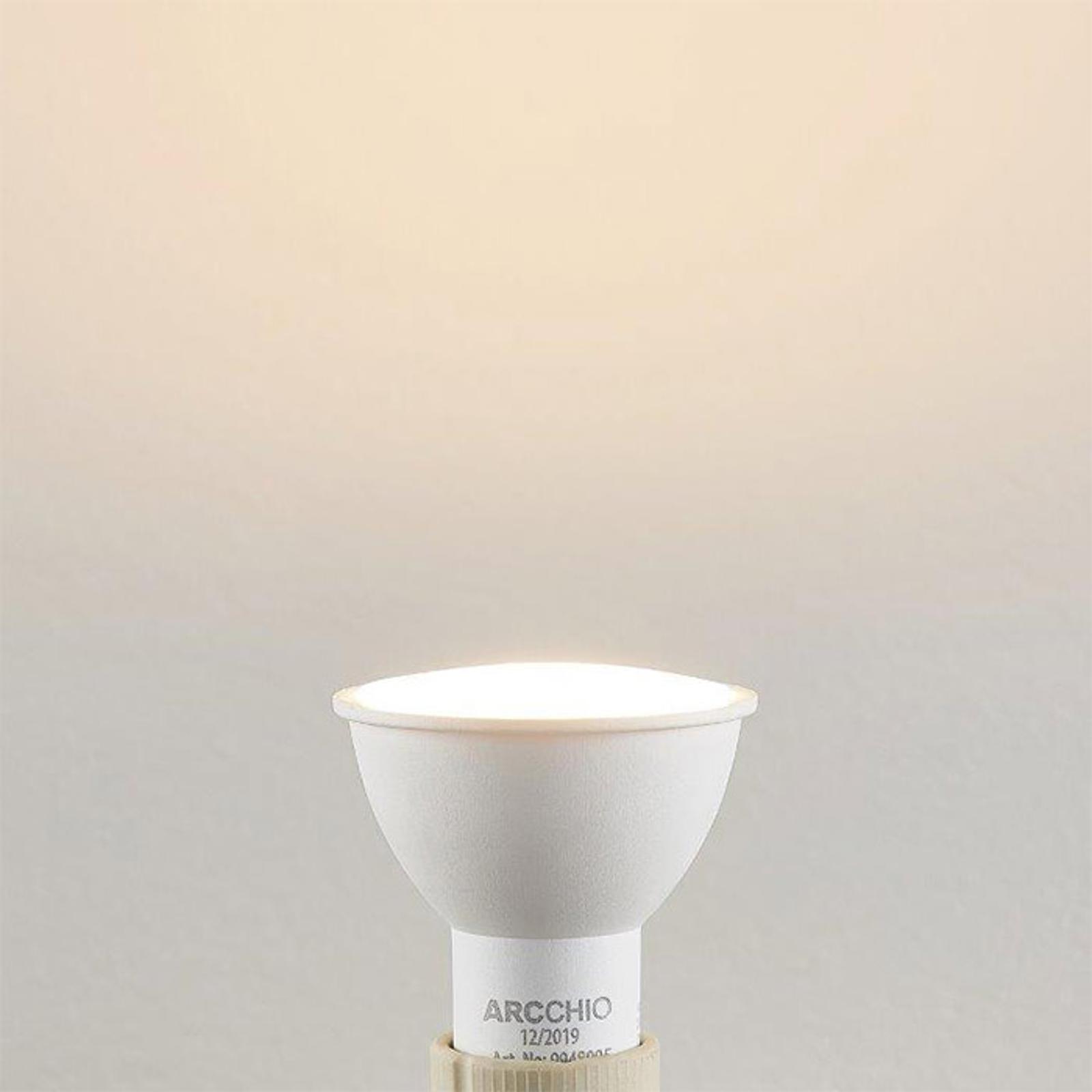 LED-heijastinlamppu GU10 7 W 3 000 K 120°