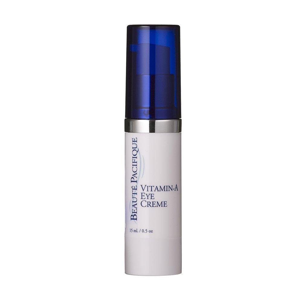 Beauté Pacifique - Enriched Vitamin A Anti-Wrinkle Eye Creme 15 ml. (dispenser)