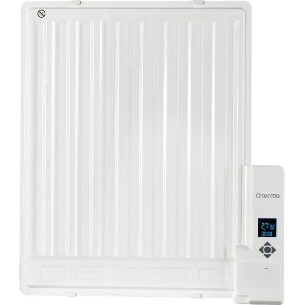 Termo 530140-E Varmeelement oljefylt, elektronisk termostat 400 W