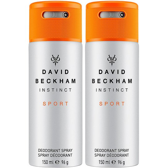 Instinct Sport Duo, David Beckham Miesten deodorantit