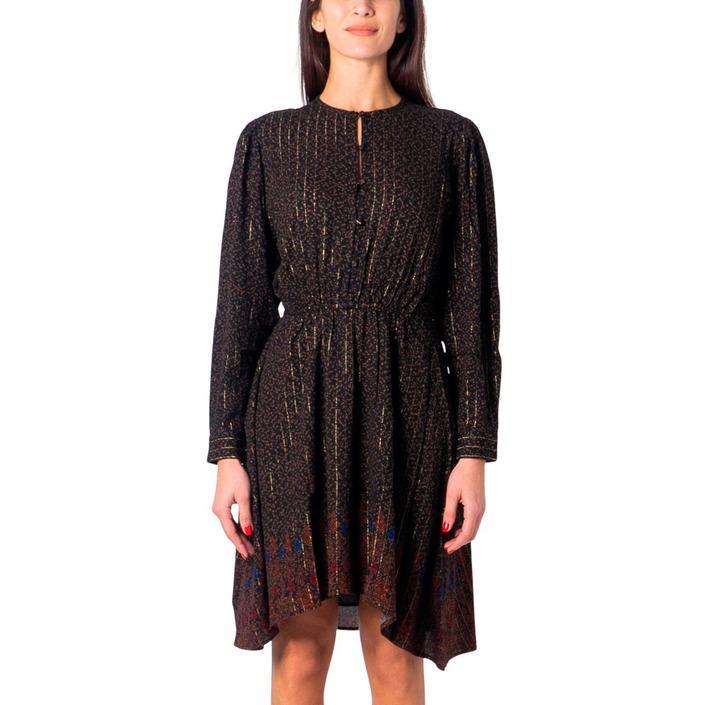 Desigual Women's Dress Black 180587 - black XS