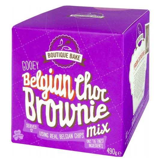 """Bakmix """"Chocolate Brownie"""" 490g - 74% rabatt"""