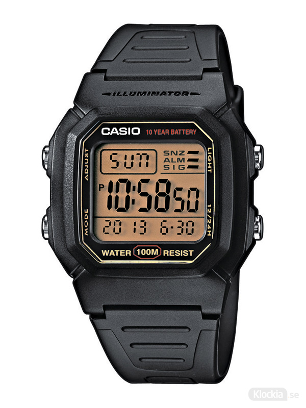 CASIO Collection W-800HG-9AVES