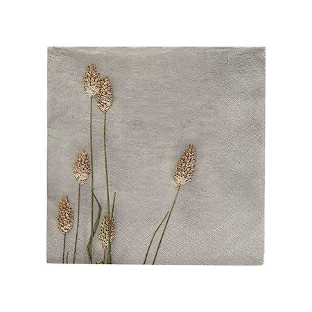 Servietter Grass 2 Lysegrå