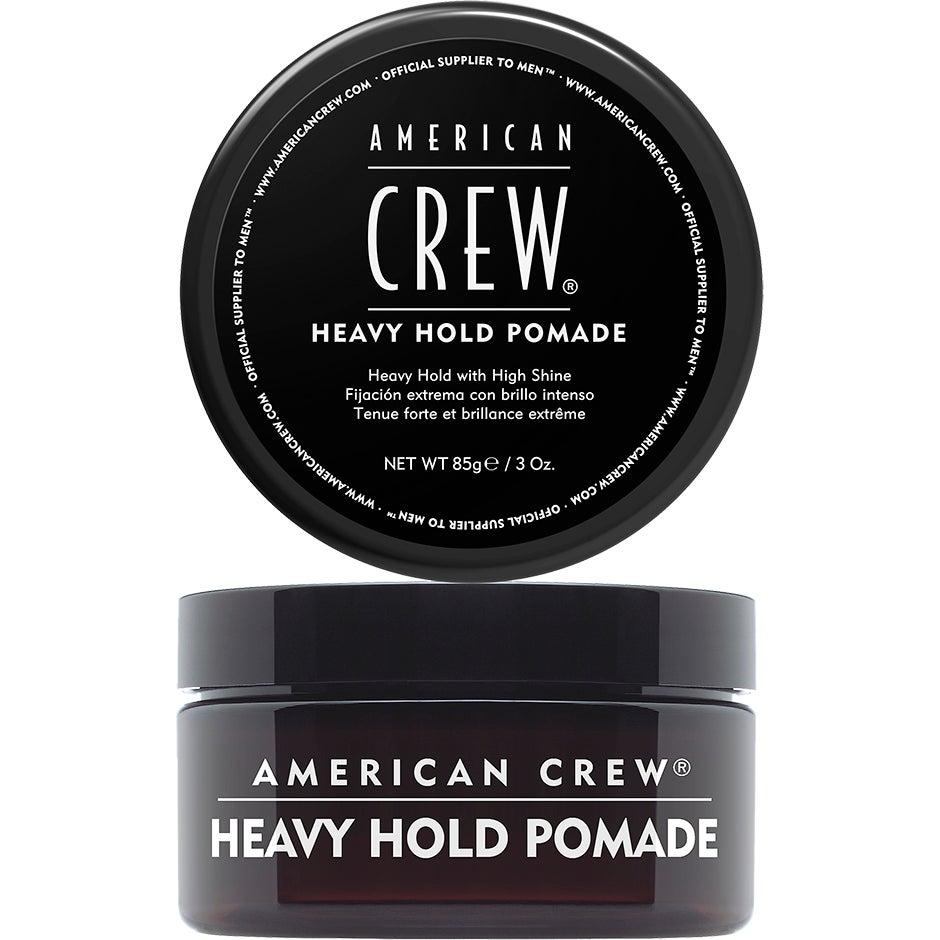 American Crew Heavy Hold Pomade, 85 g American Crew Hiusvahat