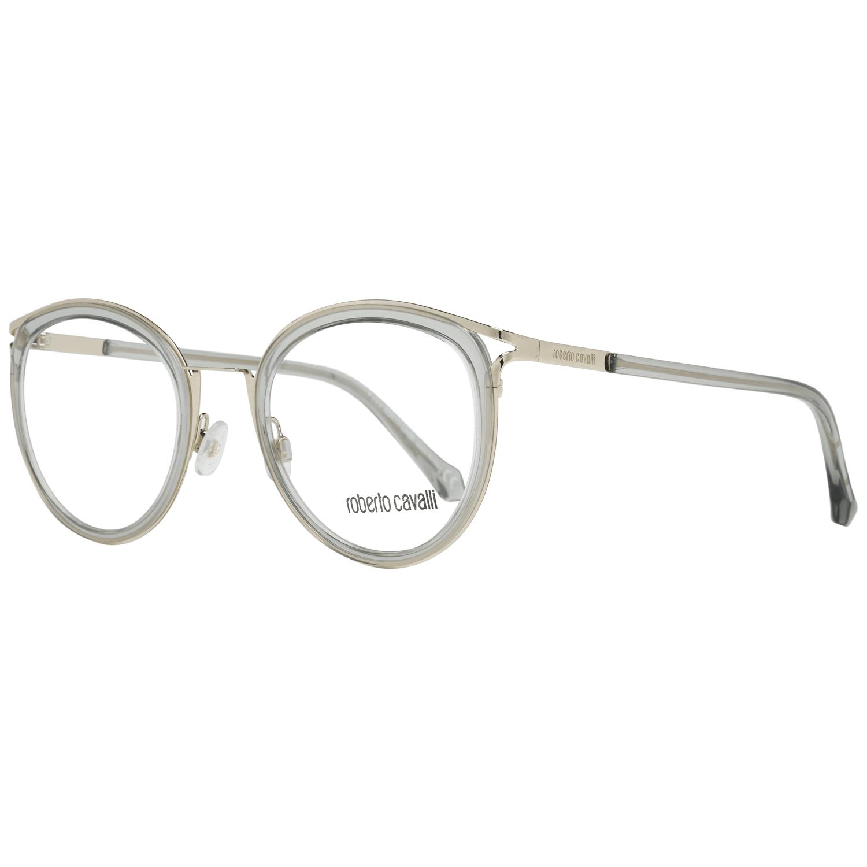 Roberto Cavalli Women's Optical Frames Eyewear Silver RC5070 49020