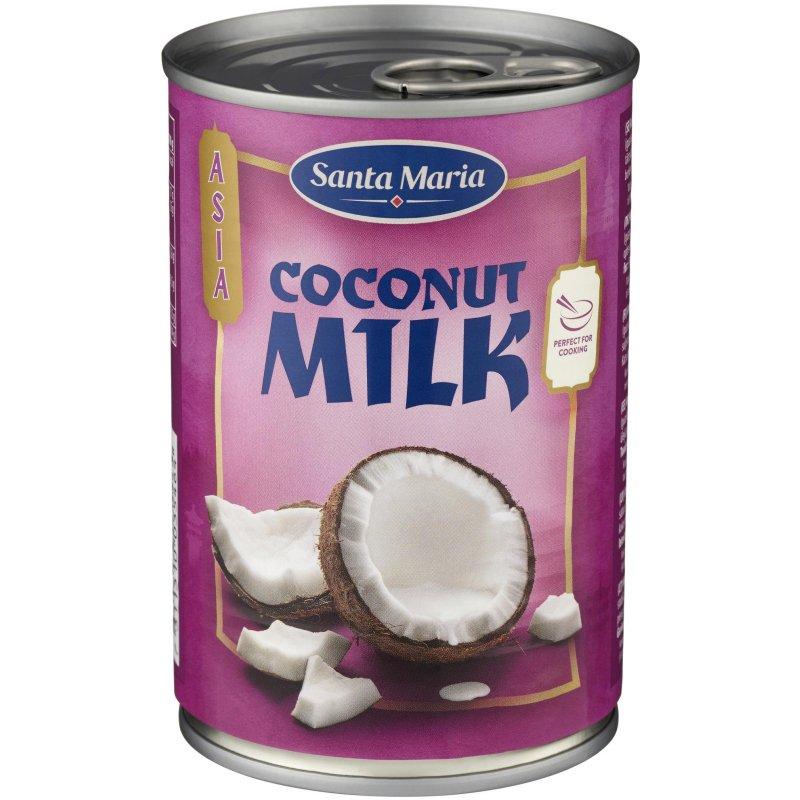 Kokosmjölk 400ml - 65% rabatt