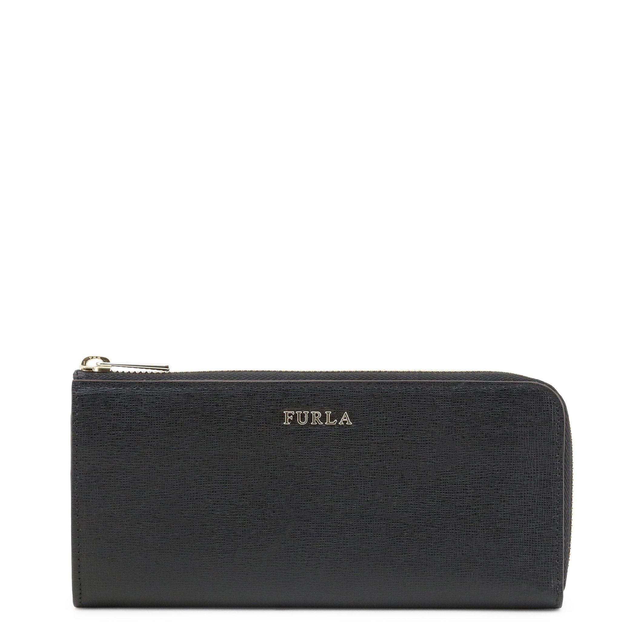 Furla Women's Wallet Various Colours PS13_BABYLON - black NOSIZE
