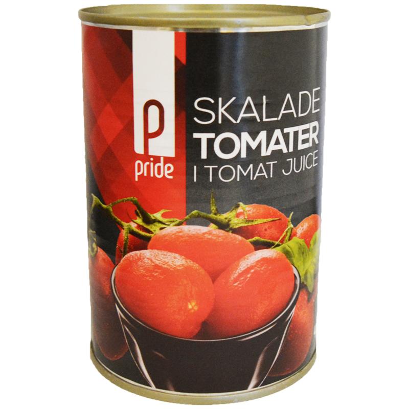 Tomater Skalade 400g - 33% rabatt