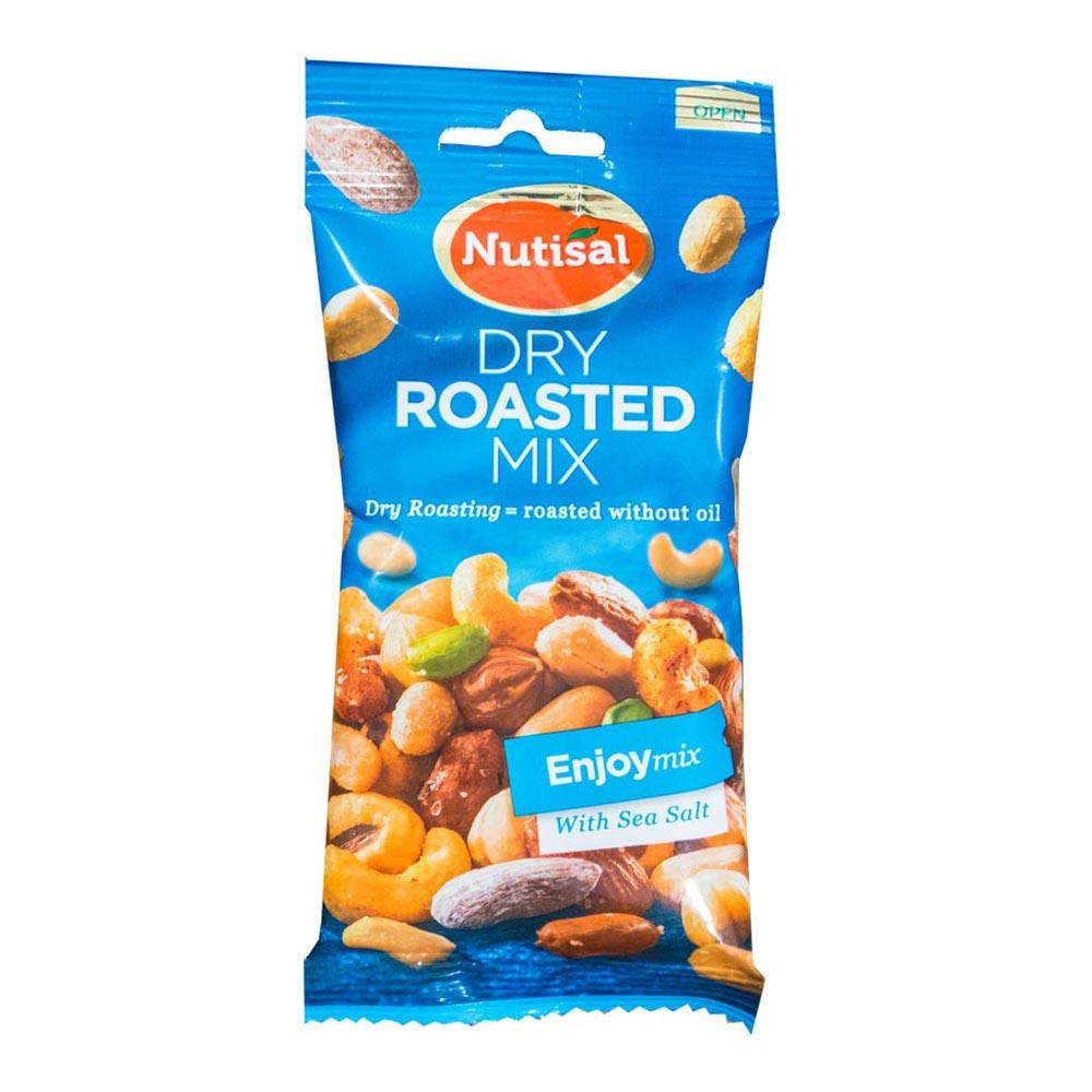 Nutisal Torrostade Nötter Mix - 60 gram