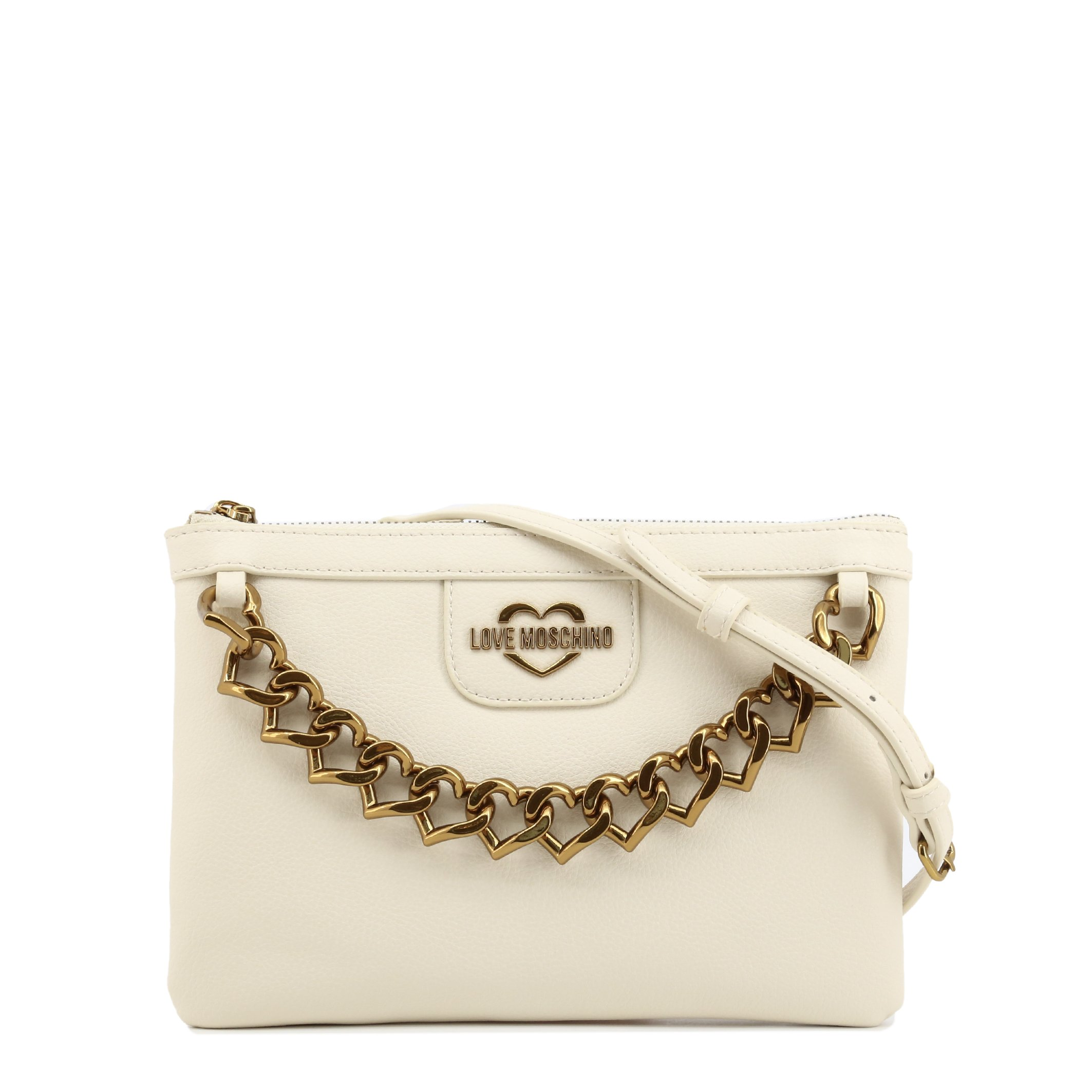 Love Moschino Women's Clutch Bag Various Colours JC4098PP1BLO - white NOSIZE