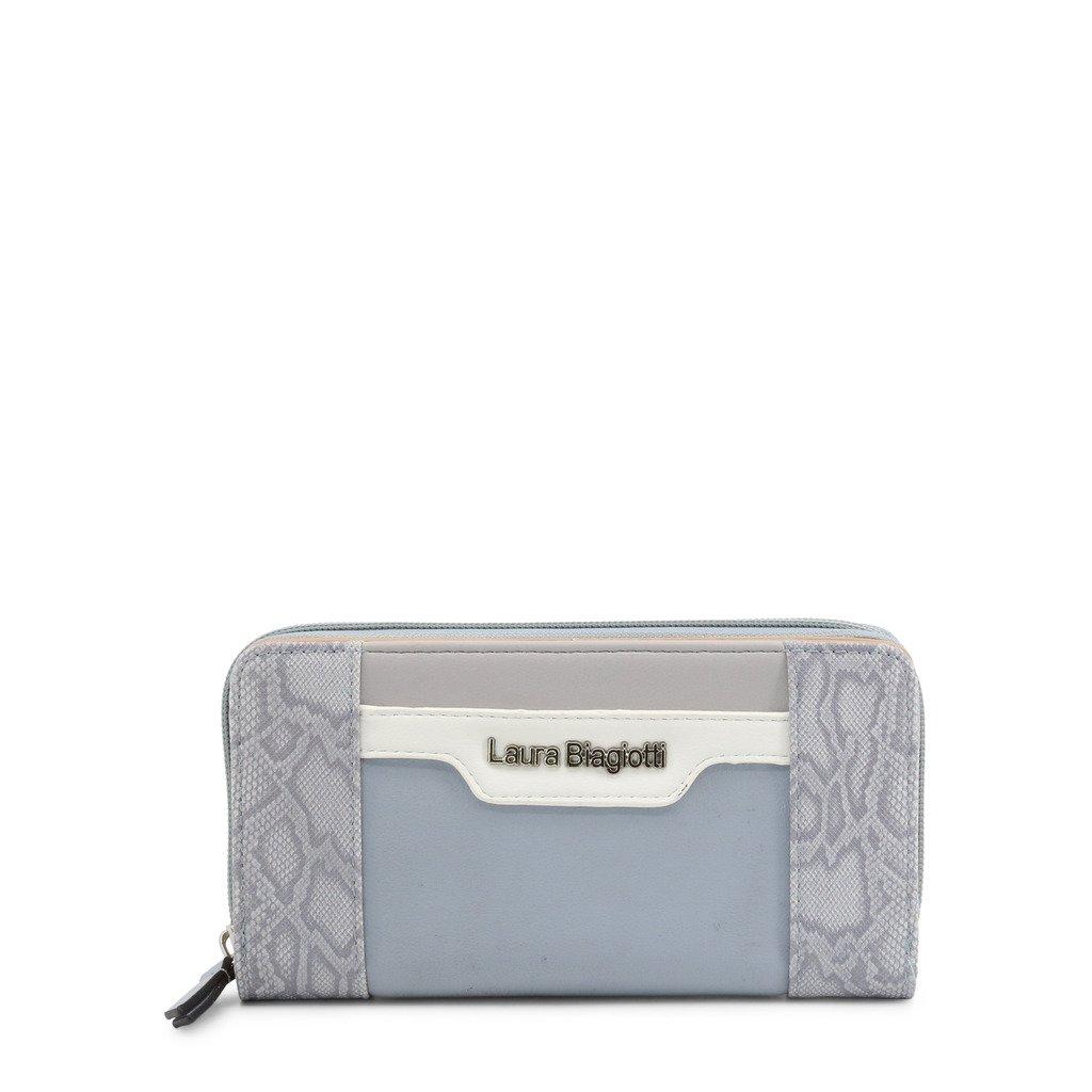 Laura Biagiotti Women's Wallet Various Colours Cortez_507-67 - grey NOSIZE
