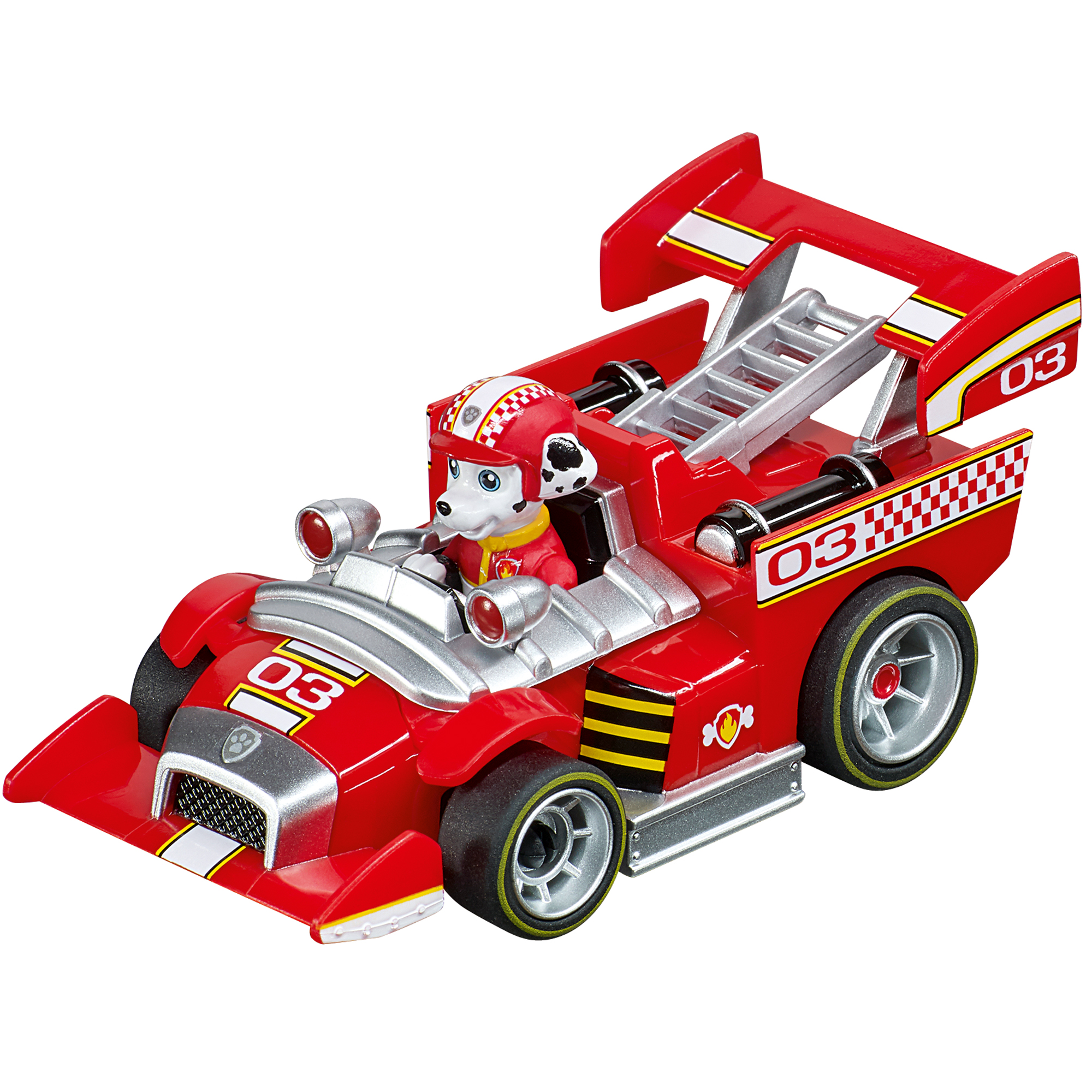 Carrera - GO!!! Car - PAW Patrol - Ready Race Rescue - Marshall (20064176)