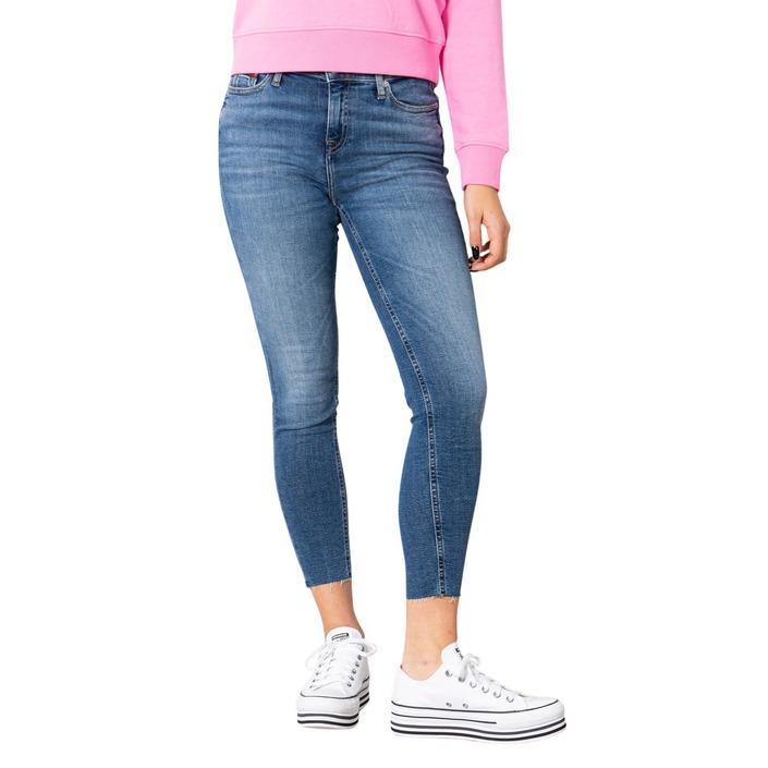 Tommy Hilfiger Jeans Women's Jeans Blue 252766 - blue W27_L30