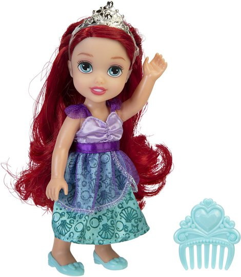 Disney Princess Ariel Liten Dokke