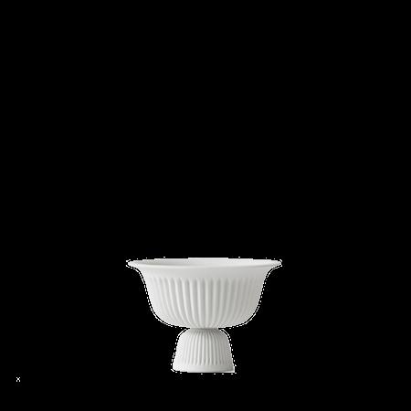 Tsè Tekopp med fat 10 cl Hvit Porselen
