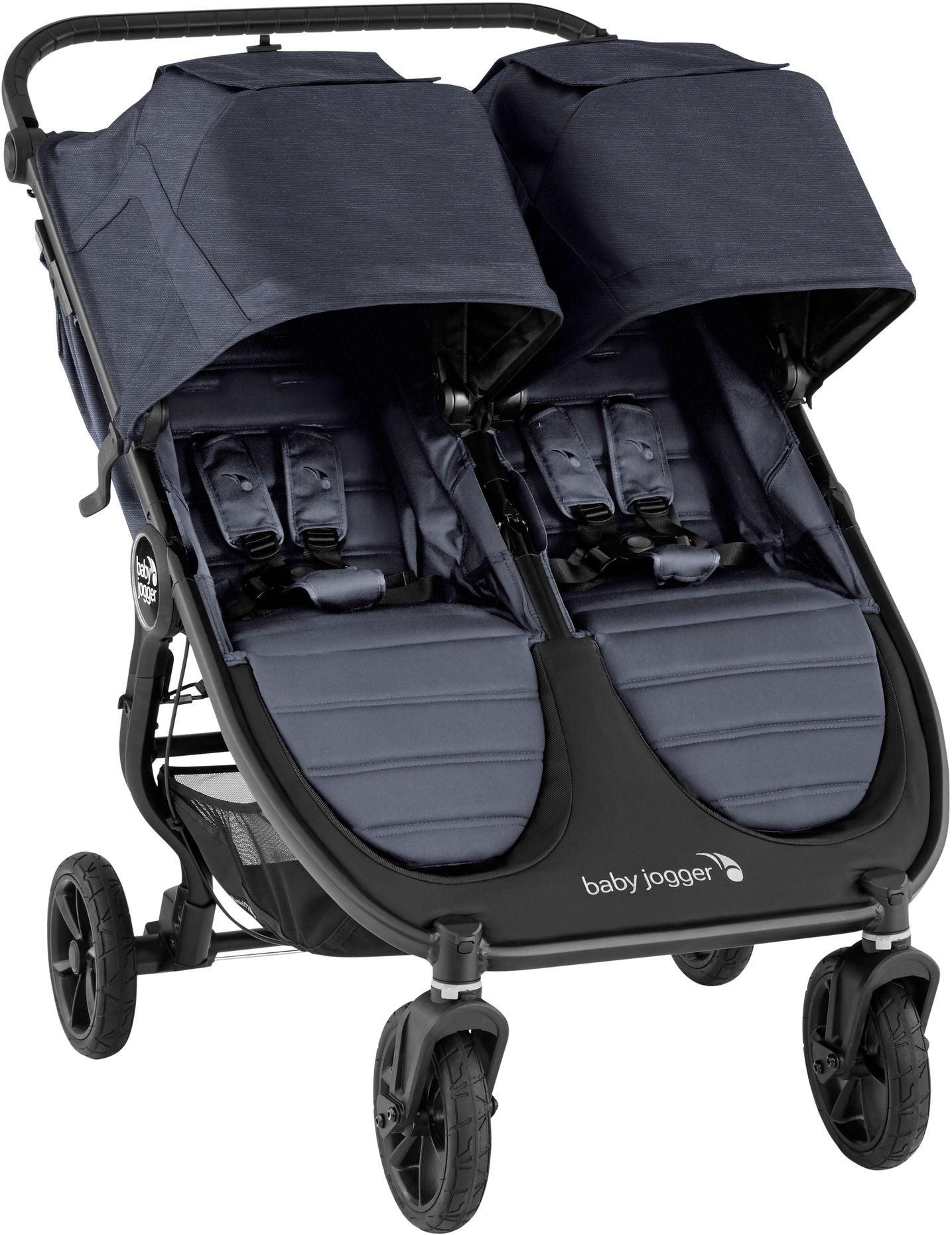 Baby Jogger City Mini GT 2 Syskonvagn, Carbon
