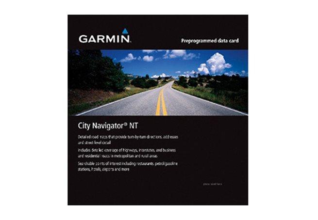 Garmin Västafrika NT City Navigator® - Garmin microSD™/SD™ card